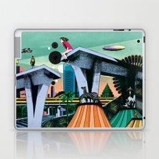 During his absence Laptop & iPad Skin