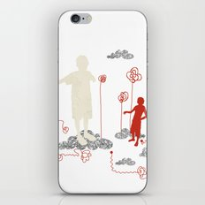 vince iPhone & iPod Skin