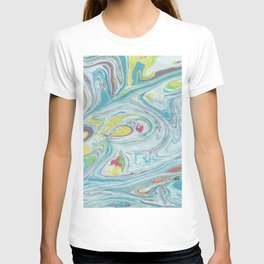 Colorful Marble T-shirt
