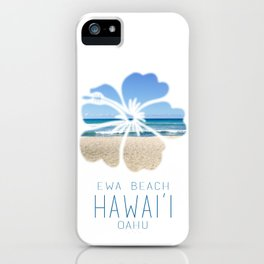 Ewa Beach  iPhone Case