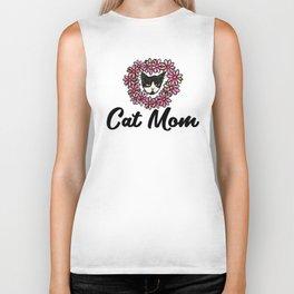 Cat Mom Biker Tank