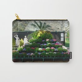 """Inside """"The Robert Clark Conservatory"""" Carry-All Pouch"""