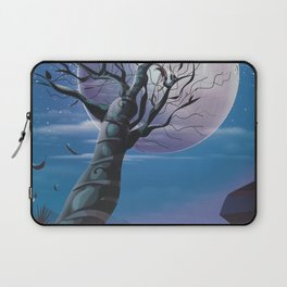 Moon Tree Laptop Sleeve