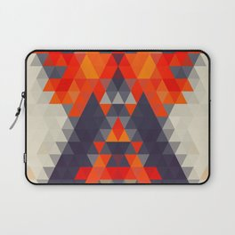 Abstract Triangle Mountain Laptop Sleeve