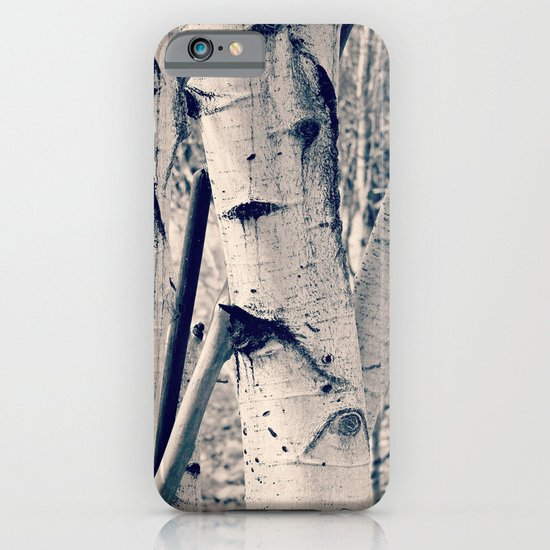 Forest Scene iPhone & iPod Case