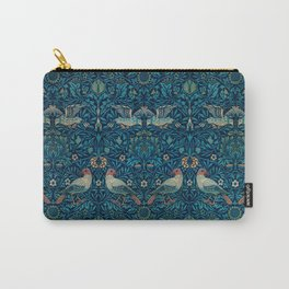 Bird by William Morris, 1878 Carry-All Pouch