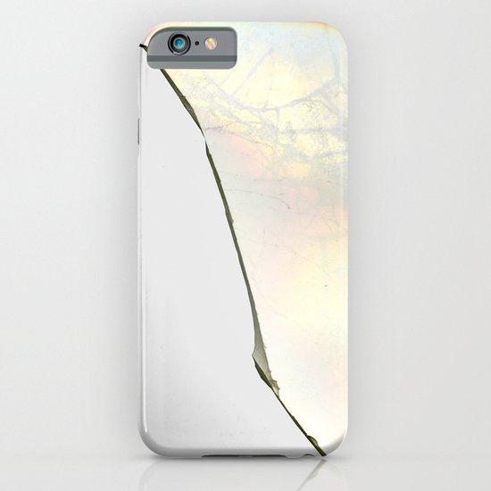 Broken Plate iPhone & iPod Case
