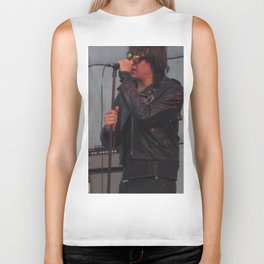 Julian and Nick - The Strokes Biker Tank