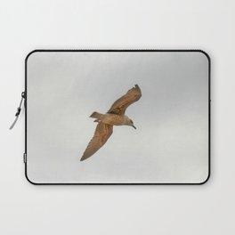 Seagull bird flying Laptop Sleeve
