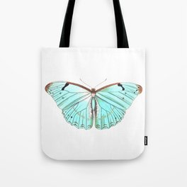 Butterfly Flutter By Tote Bag