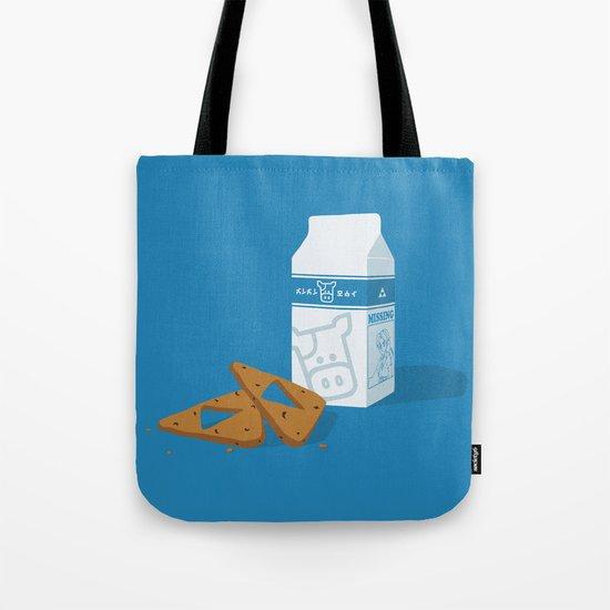 Milk & Triforce Cookies Tote Bag