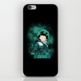Deku iPhone Skin