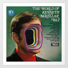 The World Of Kenneth McKellar Vol2 Art Print