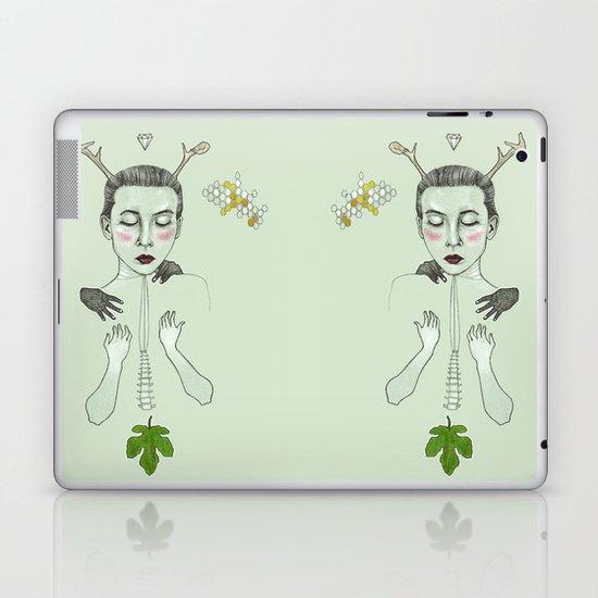 kış (winter) Laptop & iPad Skin
