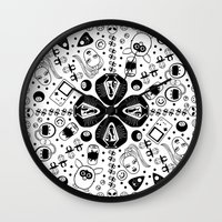 90s Wall Clocks featuring 90s Nostalgia  by shutupbek
