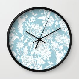 INDIENNES Blue Wall Clock