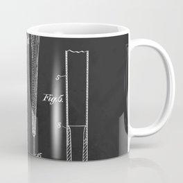 1920's Golf Club Hidden Umbrella Coffee Mug
