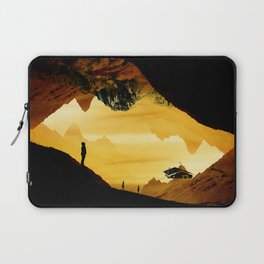 Hiking for Blue Isolation Laptop Sleeve