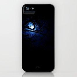 A Line in the Dark iPhone Case