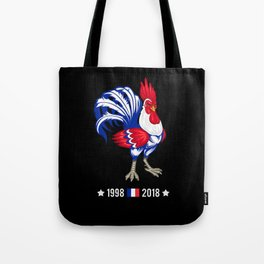 The French Coq | World Cup 2018 Tote Bag