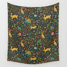 Tortoise and the Hare Wall Tapestry
