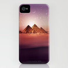 Station Pyramid Slim Case iPhone (4, 4s)