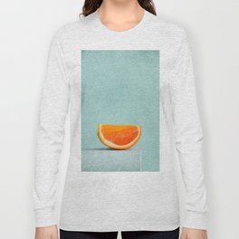 summer in orange II Long Sleeve T-shirt