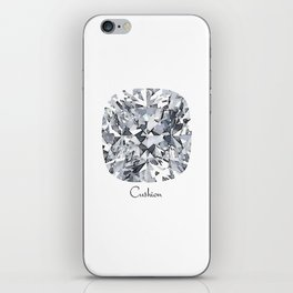 Cushion iPhone Skin