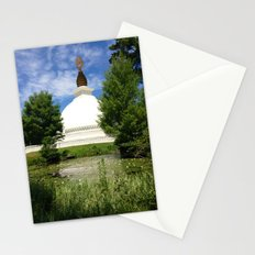 Peace Pagoda Stationery Cards