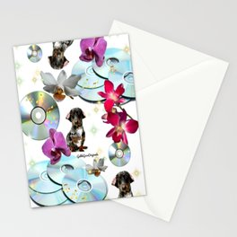 Weiner Jamz Stationery Cards