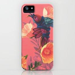 Pollinators II iPhone Case