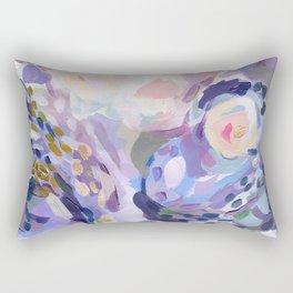 Awakened with Quote Rectangular Pillow