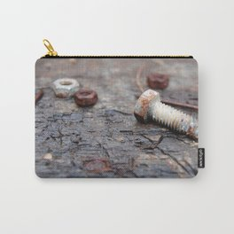 The Nuts & Bolts  Carry-All Pouch