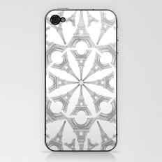 Paris in a Kaleidoscope iPhone & iPod Skin