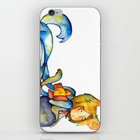 bow iPhone & iPod Skins featuring bow by noCek