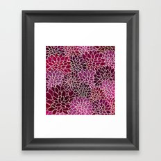 Floral Abstract 12 Framed Art Print