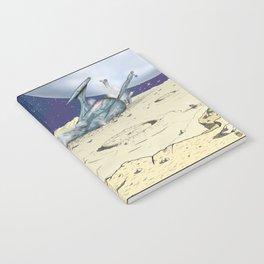 Steel Rescue Notebook
