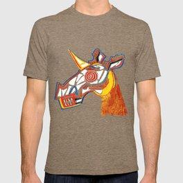 Basquiat Skull Unicorn T-shirt