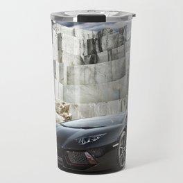 LamborghiniAventador 3 Travel Mug