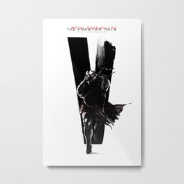Metal Gear Solid V: The Phantom Pain Metal Print
