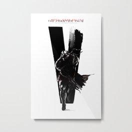 Metal Gear Solid V: The Phantom Pain Metal Print