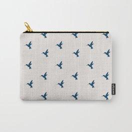 Hummingbird Flight Carry-All Pouch