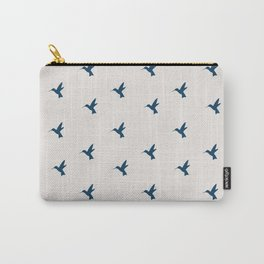 Hummingbird Flight Carry-All Pouch