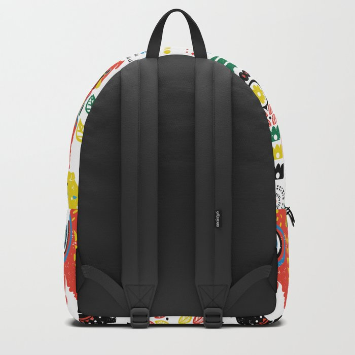Scandinavian English Bulldog Backpack