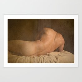 Ode to the Old Masters IV Art Print