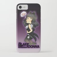 rwby iPhone & iPod Cases featuring RWBY| Thinking Of Fish by sugar-panda