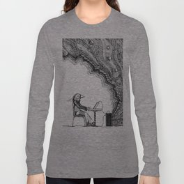 Moog Bird Long Sleeve T-shirt