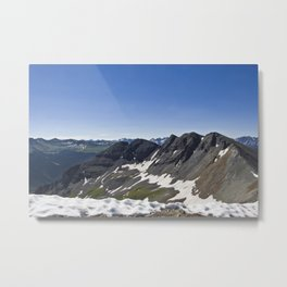 Turk Peak, Silverton, CO Metal Print