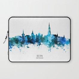 Bern Switzerland Skyline Laptop Sleeve