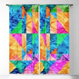Geometric XXIX Blackout Curtain